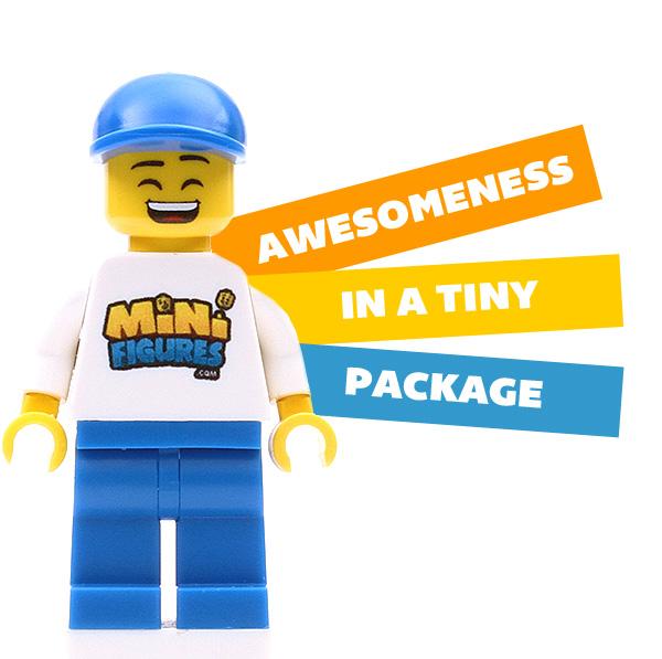 Lego Minifigure Creator